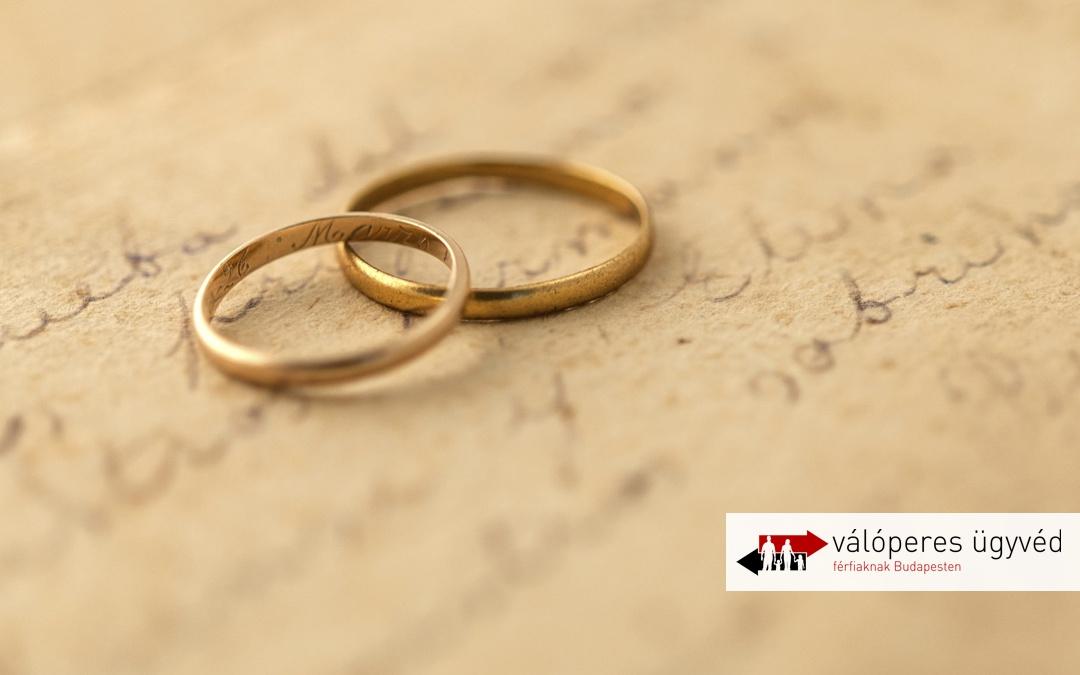 Házassági szerződés a sima válásért?