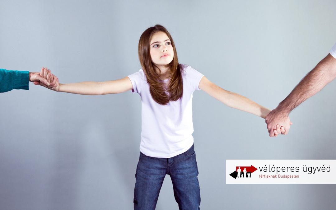 Tinédzserek – a válás vesztesei?